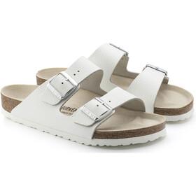 Birkenstock Arizona Sandals Smooth Leather Dame White